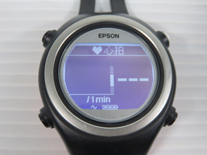EPSON エプソン SF-510 GPSウォッチ