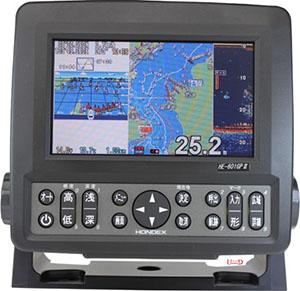 GPS 魚探