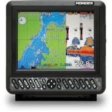 ホンデックス GPS魚探