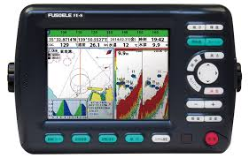 FUSO 8型GPS魚探