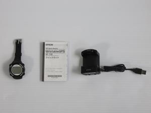 エプソン EPSON Wristable GPS ウォッチ